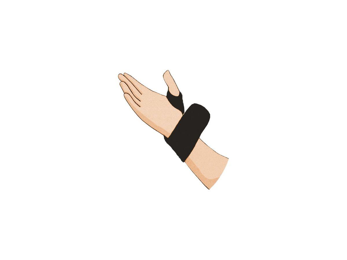 Bild 4 von SENSIPLAST® Sportbandage Handgelenk, verringertes Verletzungsrisiko, Feuchtigkeitsausgleich
