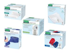 SENSIPLAST® Binden- und Bandagensortiment
