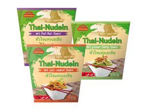 Thai-Nudeln in Sauce