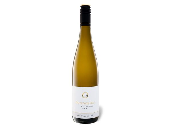 Outlook Bay Marlborough PGR trocken, Weißwein 2018