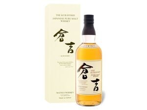 Kurayoshi Pure Malt Whisky 43% Vol