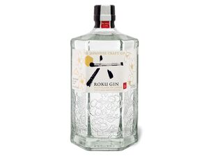 Roku Gin The Japanese Craft Gin 43% Vol