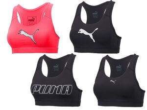 Puma Damen Sportbustier 4Keeps Medium Support