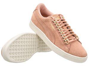 Puma Damen Sneaker Suede Classic x Chain