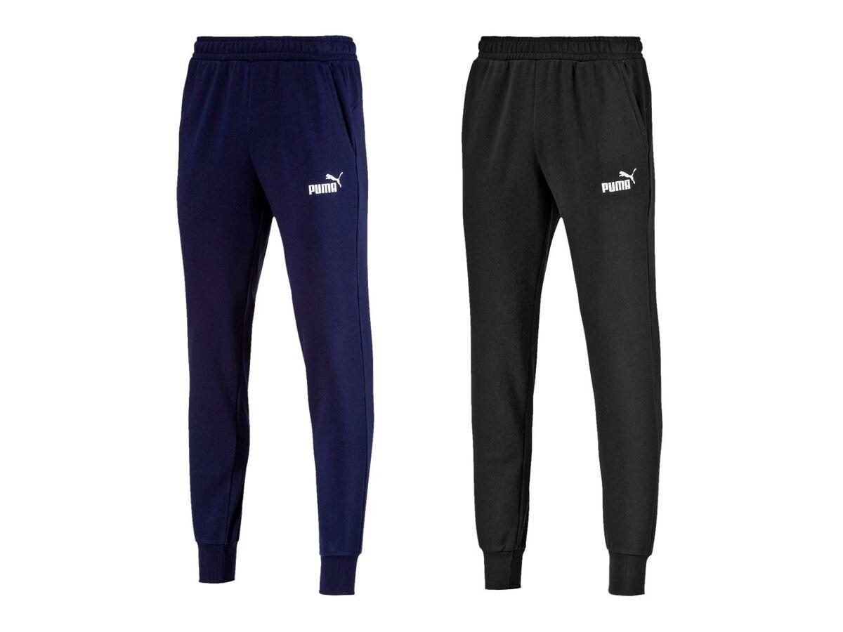 Bild 1 von Puma Jogginghose Herren, 2 Taschen, mit Kordelzug, elastischer Bund, mit Baumwolle