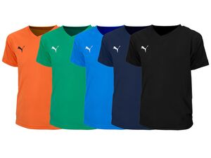 Puma Kinder Jungen Shirt LIGA Jersey Core