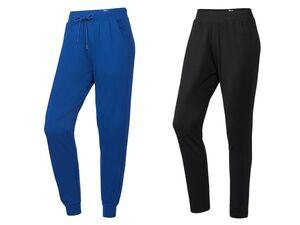 CRIVIT® Jogginghose Damen, Fitness, schnelltrocknend, weicher Bund, seitliche Taschen
