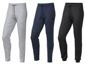 CRIVIT® Jogginghose Herren, Bund mit Kordel, seitliche Taschen, mit Baumwolle