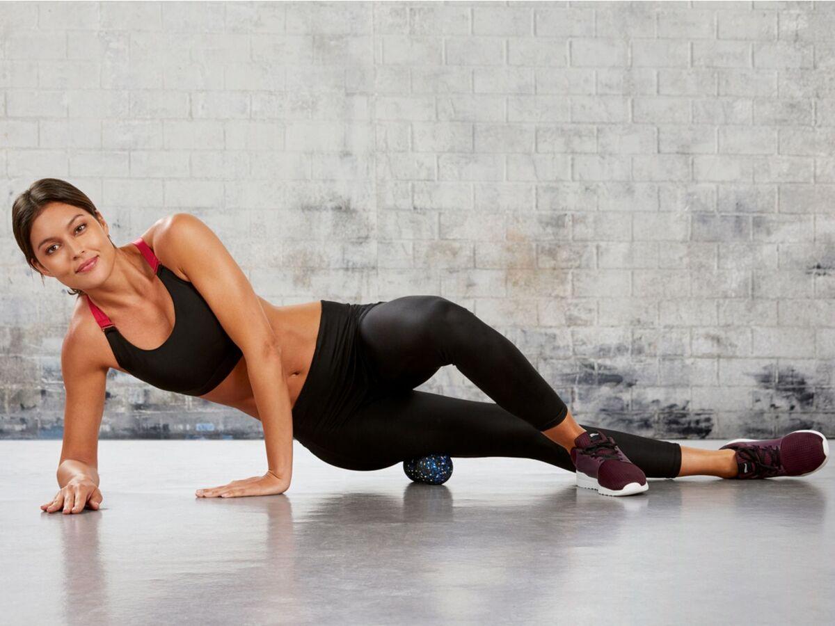 Bild 3 von CRIVIT® Massageball-Set, 8 oder 12 cm Durchmesser, mit EPP-Schaum, steigert Durchblutung