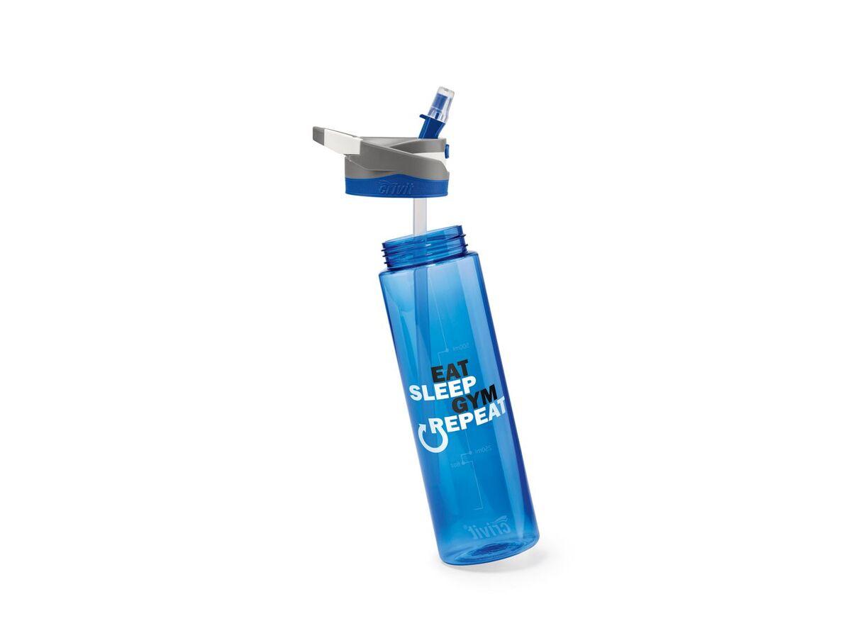 Bild 3 von CRIVIT® Trinkflasche, 0,7 l Fassungsvermögen, ausklappbares Mundstück, BPA frei