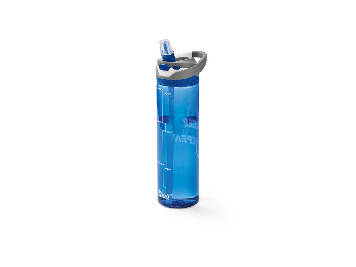 Bild 4 von CRIVIT® Trinkflasche, 0,7 l Fassungsvermögen, ausklappbares Mundstück, BPA frei