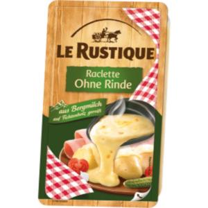 Le Rustique Raclette ohne Rinde