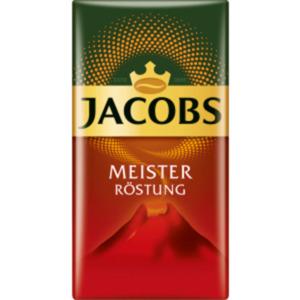 Jacobs Meisterröstung oder Auslese