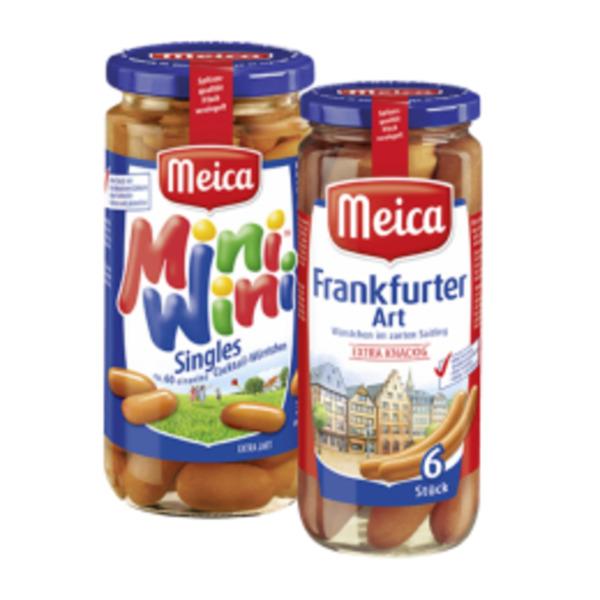 Meica Würstchen Frankfurter Art, Trueman's
