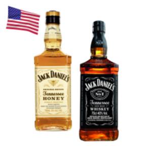 Jack Daniels Tennessee Whiskey, Honey oder Fire