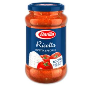 BARILLA Pastasoße Ricotta