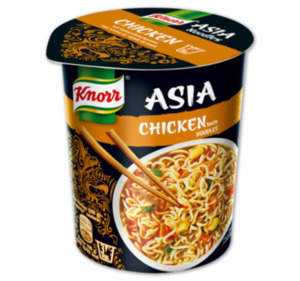 KNORR Snack-Becher Asia