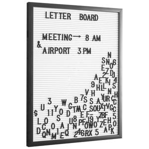 Letter-Board (290 Zeichen)