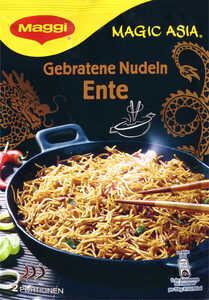 MAGGI  Asia-, Pasta- oder Wirtshaus-Snack