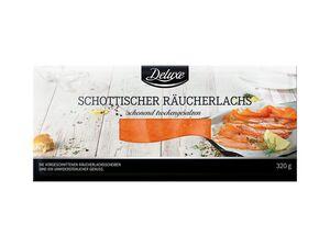Schottischer Räucherlachs