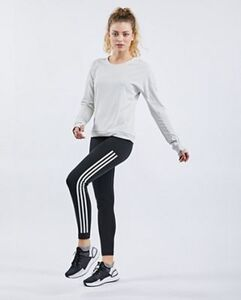 adidas MUST HAVE 3 STRIPES TIGHT - Damen lang