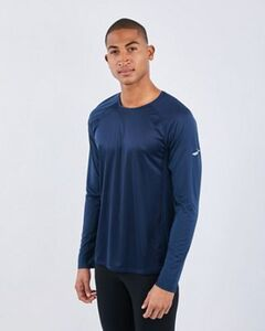 Brooks STEALTH LONG SLEEVE - Herren lang
