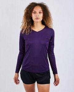 Brooks STEALTH LONG SLEEVE - Damen