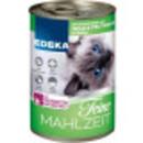 Bild 1 von EDEKA Feine Mahlzeit Wild & Truthahn in Gelee Katzenfutter nass 400 g