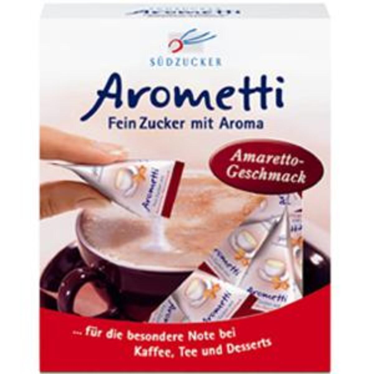 Bild 2 von Südzucker Arometti Amaretto 25x 4 g