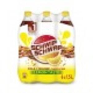 Pepsi Schwip-Schwap ohne Zucker Lemon-Taste PET 6x 1,5 ltr