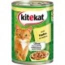 Bild 1 von Kitekat mit Huhn in Gelee Katzenfutter nass 0,4 kg