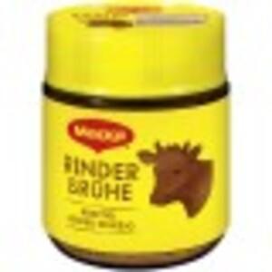 Maggi Rinderbrühe ergibt 6 ltr