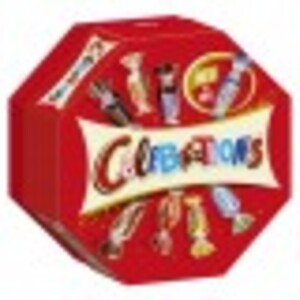 Celebrations kleine Packung 186 g