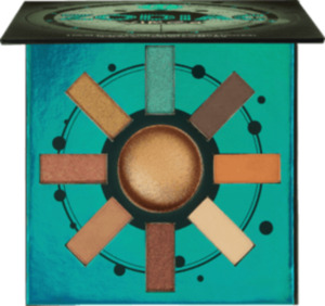 BH Cosmetics  Lidschattenpalette Mini Zodiac Virgo / Jungfrau