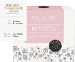 Lillydoo Windeln Größe 1, 2-3 kg
