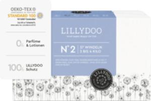Lillydoo Windeln Größe 2, 3-4 kg