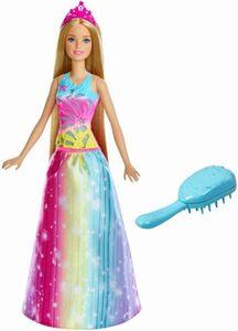 Barbie Dreamtopia - magische Haarspiel Prinzessin
