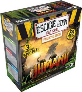 Escape Room Jumanj - Family Edition