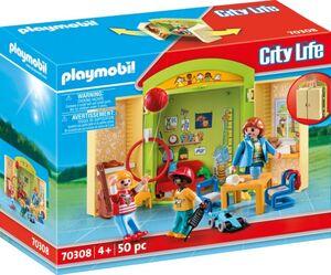 PLAYMOBIL® 70308 Spielbox - Im Kindergarten
