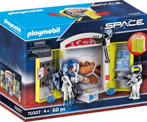 PLAYMOBIL® 70307 Spielbox - In der Raumstation