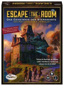 Escape the Room - Das Geheimnis der Sternwarte - Ravensburger