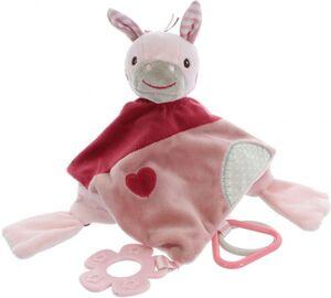 Besttoy - Schmusetuch - Pferd - rosa