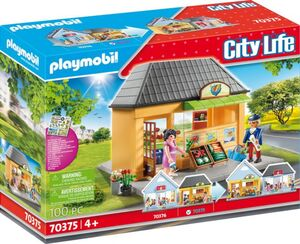 PLAYMOBIL® 70375 - Mein Supermarkt - PLAYMOBIL® City Life