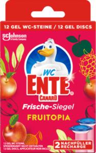 WC-Ente Frische Siegel Fruitopia Nachfüller
