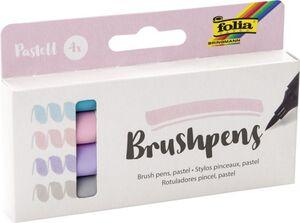 Brushpens - Pastell - 4er Set