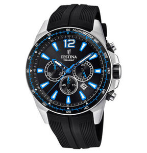 "Festina Herrenuhr ""The Originals"" F20376/2, Chronograph"
