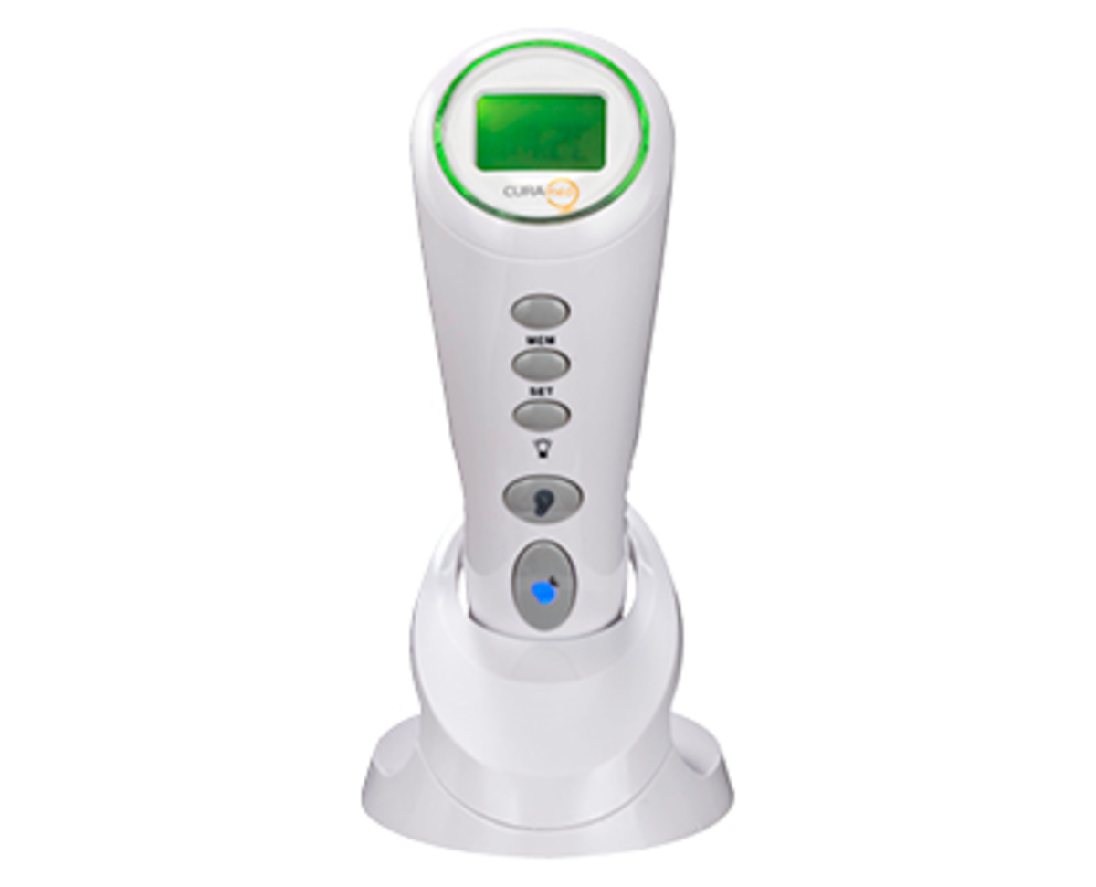 Bild 4 von CURAmed Ohr- und Stirn- oder kontaktloses Thermometer