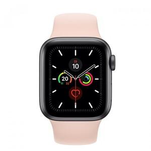 Apple Watch Series 5 GPS gold ,  40 mm gold/sandrosa