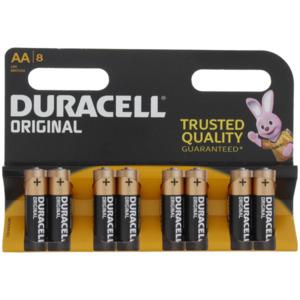 Duracell Batterie AA
