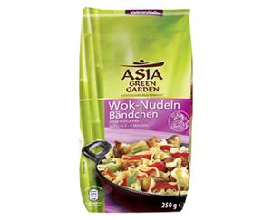 ASIA GREEN GARDEN Wok-Nudeln